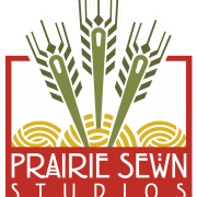 Crafty Comment Karma-New Logo for Prairie Sewn Studios