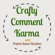 Crafty Comment Karma-Fabric cutting poll