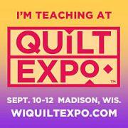 Wisconsin Quilt Expo 2015