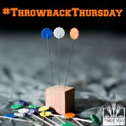 Flathead Pins – Quilter's Tool Chest for Throwback Thursday