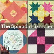 The Splendid Sampler – Blocks 16-23