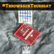 Sewing Machine Needles – Quilter's Tool Chest for Throwback Thursday